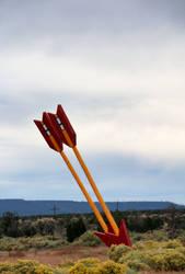 Twin-Arrows by NDCott