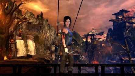 Lara Croft - Tomb Raider by Darkslayer092