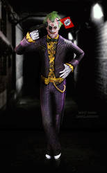 The Joker by Darkslayer092