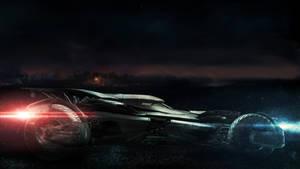 Batmobile - Dawn Of Justice