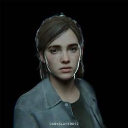 Ellie - Last Of Us Part 2 by Darkslayer092