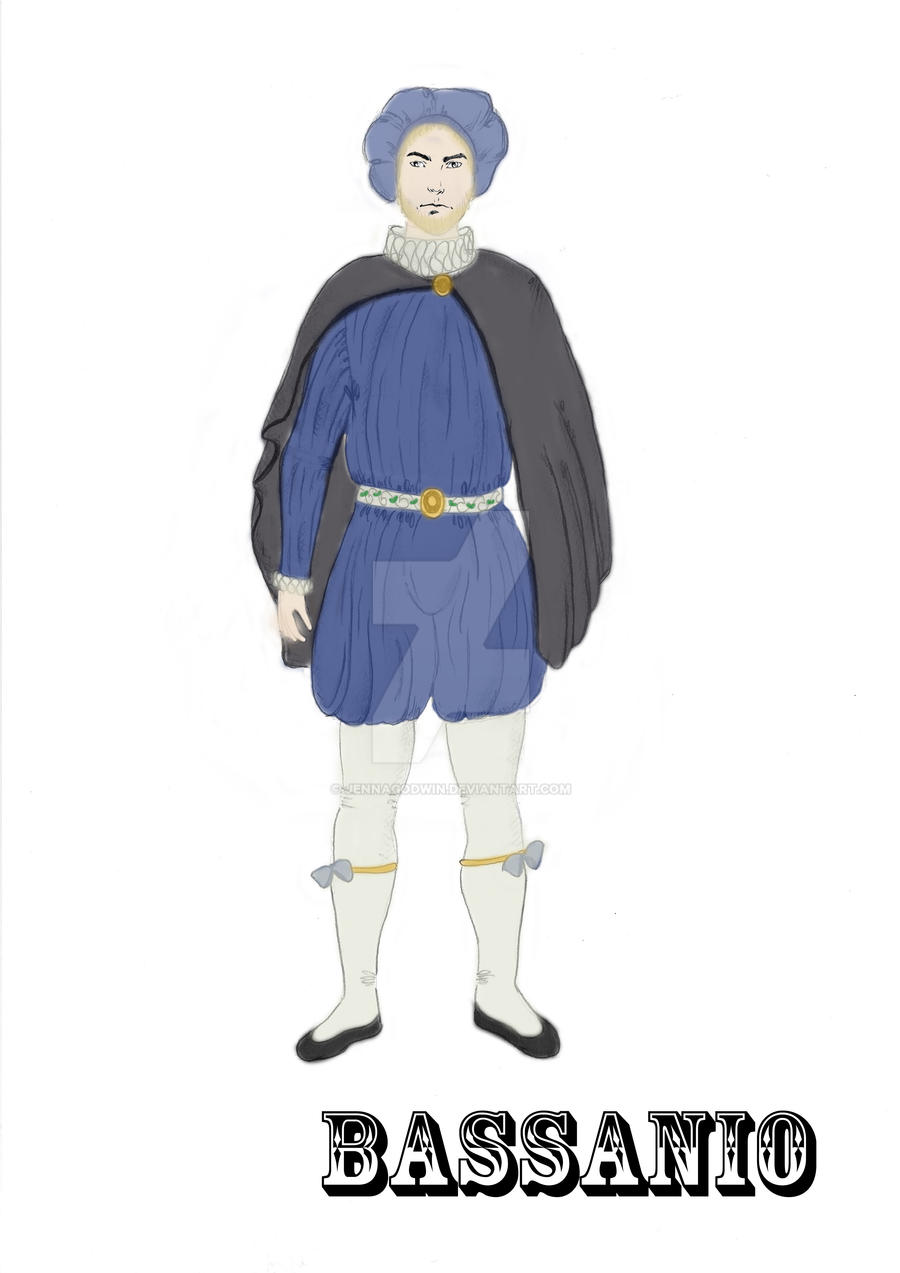 essay character sketch of bassanio Bassanio's character is more to the full drawn than antonio's but it does non possess the powerful individualism that shakespeare gives to his portrayals of portia and shylock.