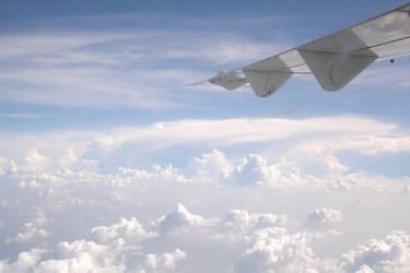 To the sky.. by xSiana182x