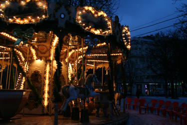 Merry-Go-Round by xSiana182x