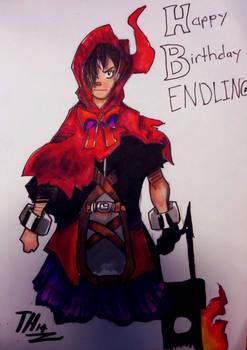 Happy (Early) Birthday Endling