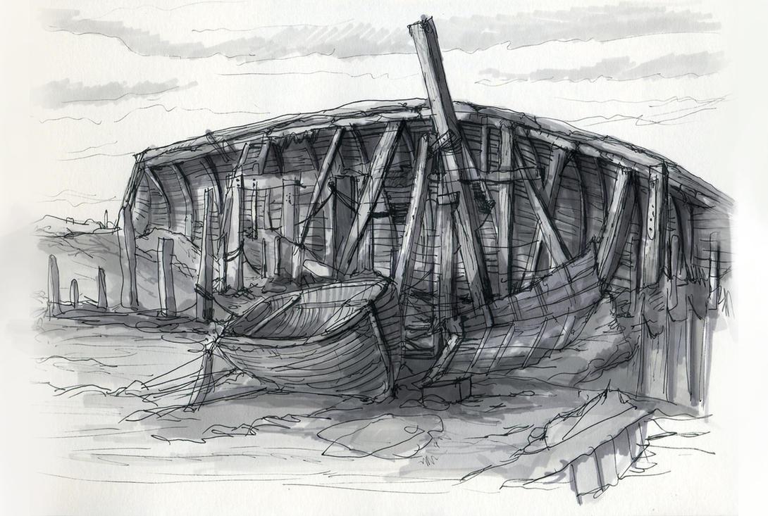 Boats by RadoJavor