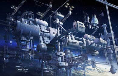 Royal Dockyards by RadoJavor