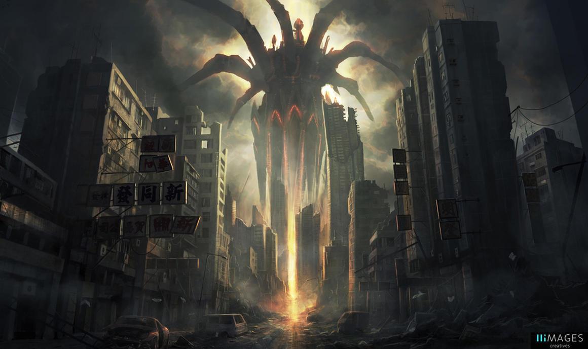 Invasion by RadoJavor