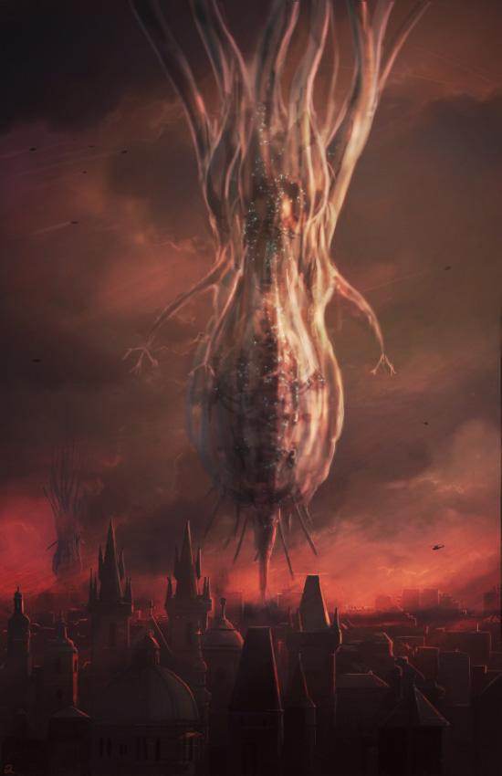 medusa by RadoJavor
