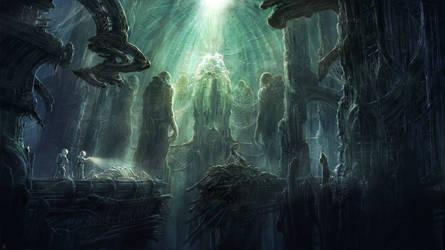Prometheus Chamber by RadoJavor