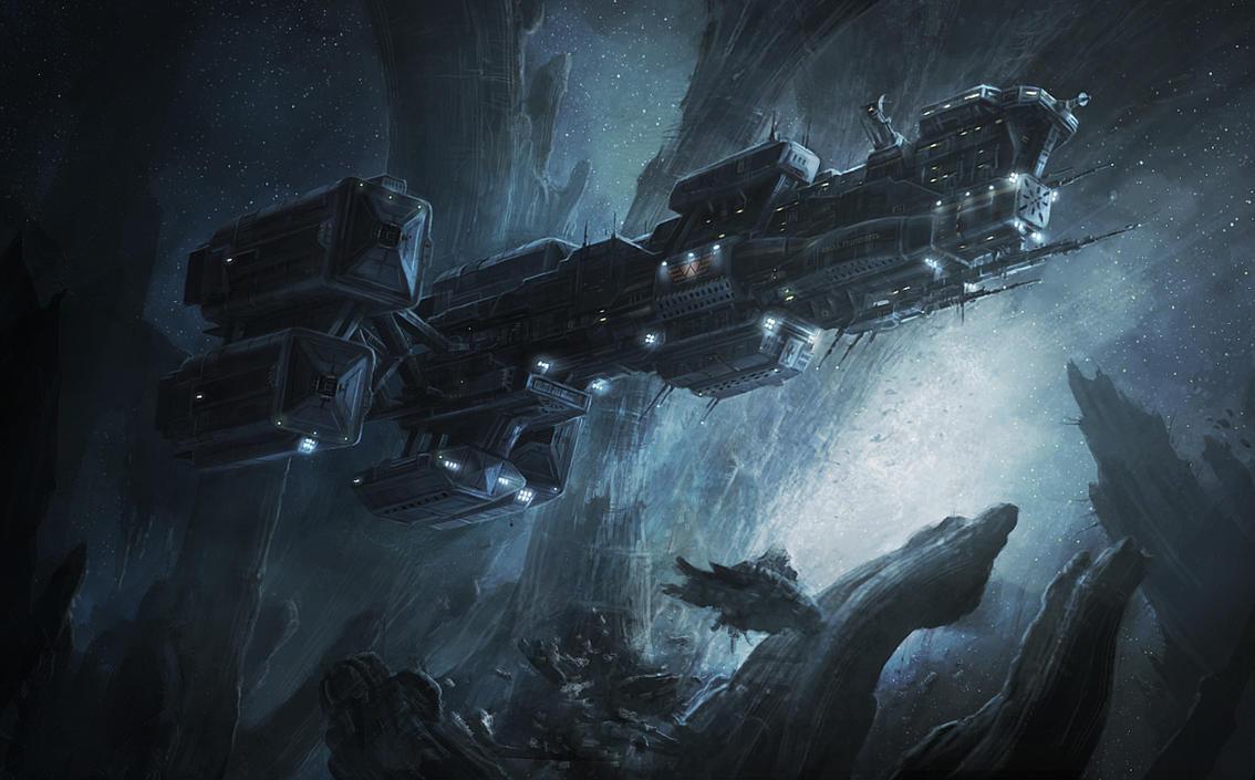 Prometheus by RadoJavor