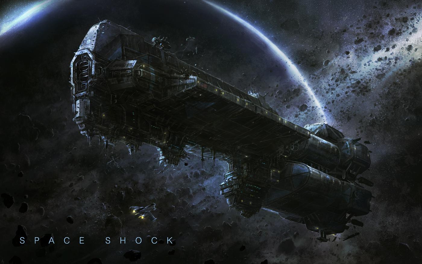 The Ship by RadoJavor