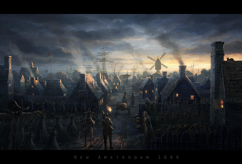 new amsterdam by radojavor on deviantart