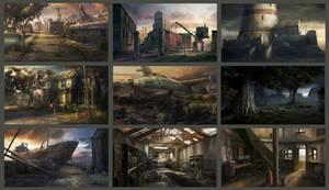 golden age desolation by RadoJavor
