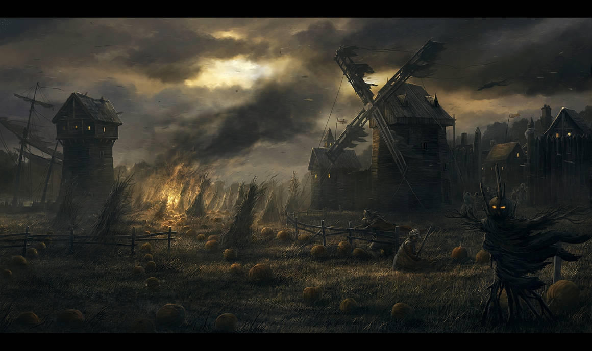 The Storm by RadoJavor