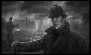 Sherlock Holmes in Sussex
