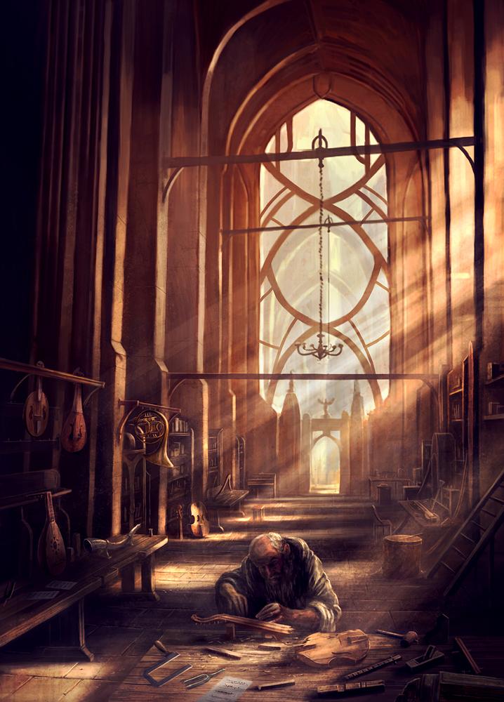 The Luterie by RadoJavor