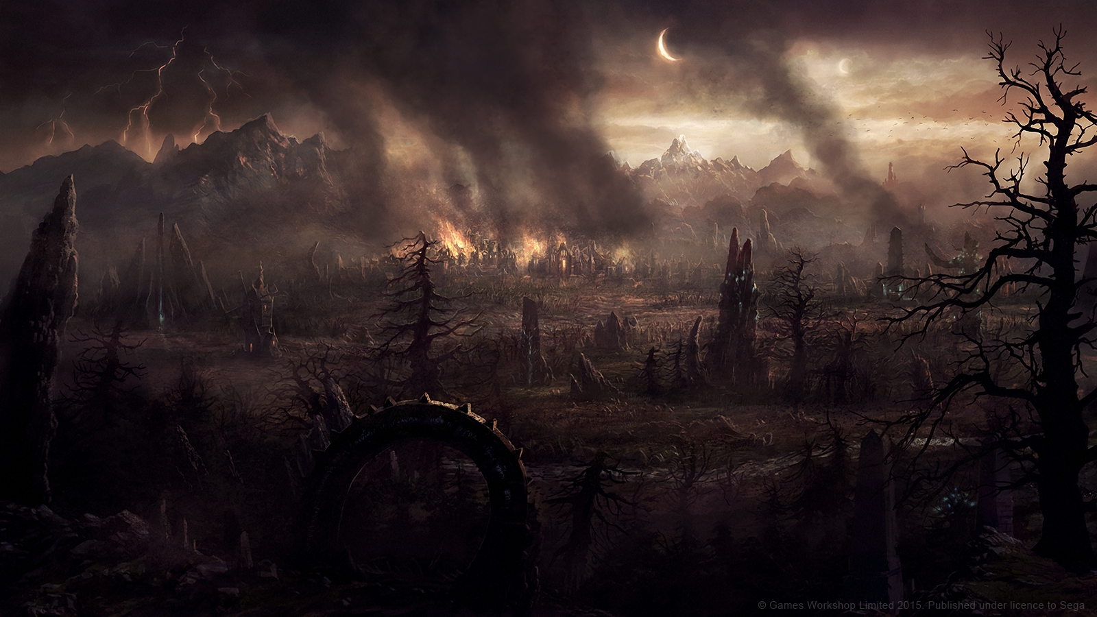 Warhammer Chaos by RadoJavor on DeviantArtWarhammer 40k Chaos Gods Fanfiction