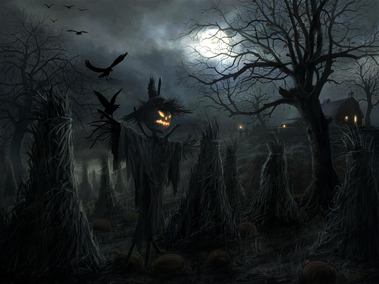 Scarecrow by RadoJavor on DeviantArt