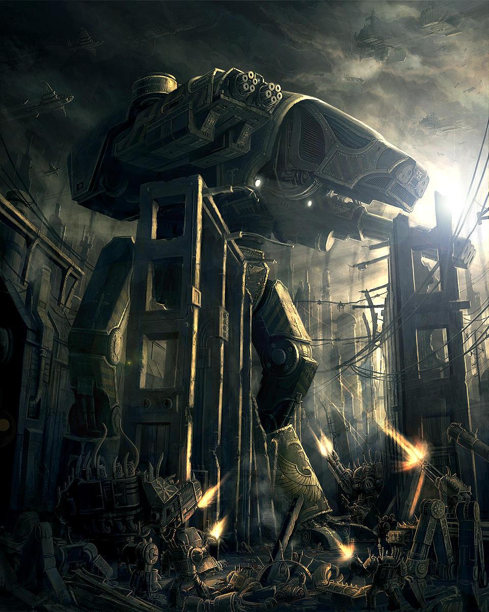 Warhammer Chaos by RadoJavor on DeviantArt