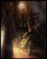 Sherlock Holmes by RadoJavor