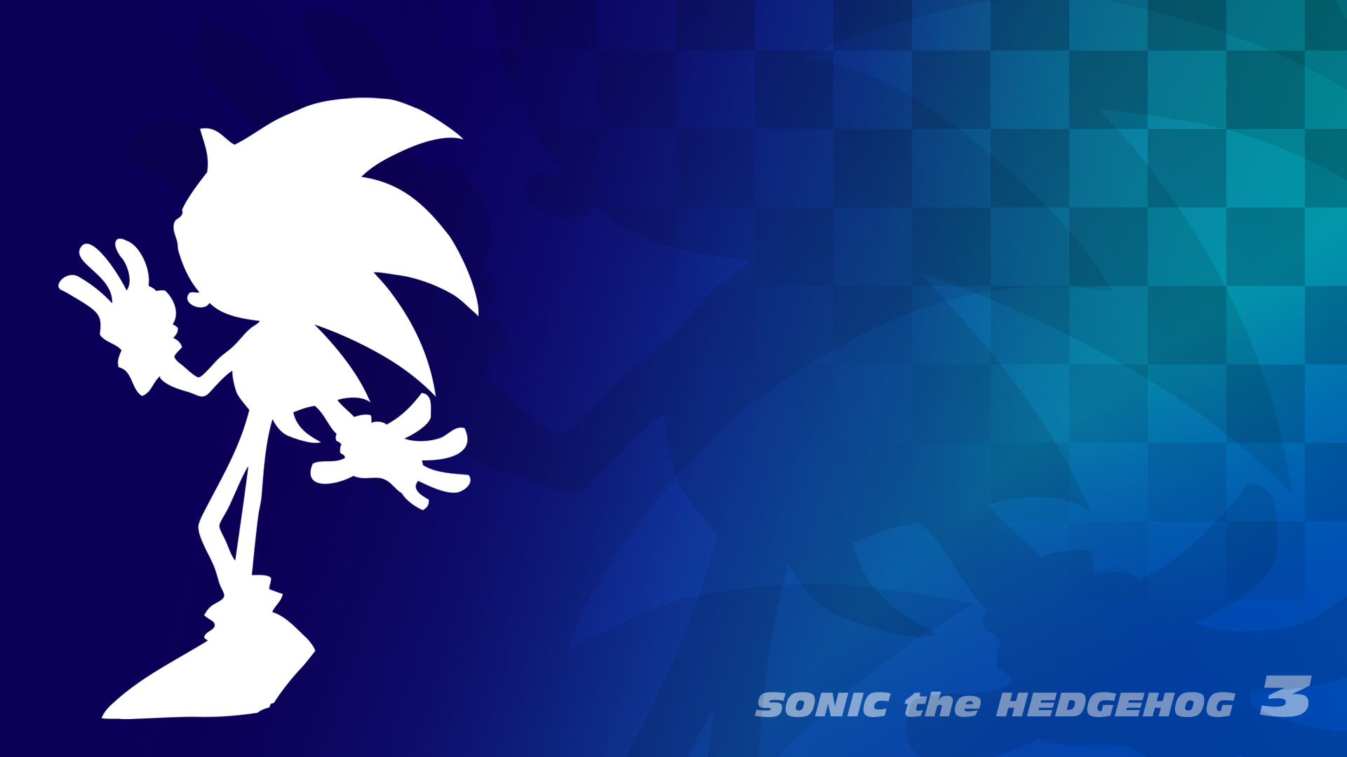 sonic 3 wallpaper by therealarien on deviantart