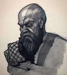 Kratos by Dusty101