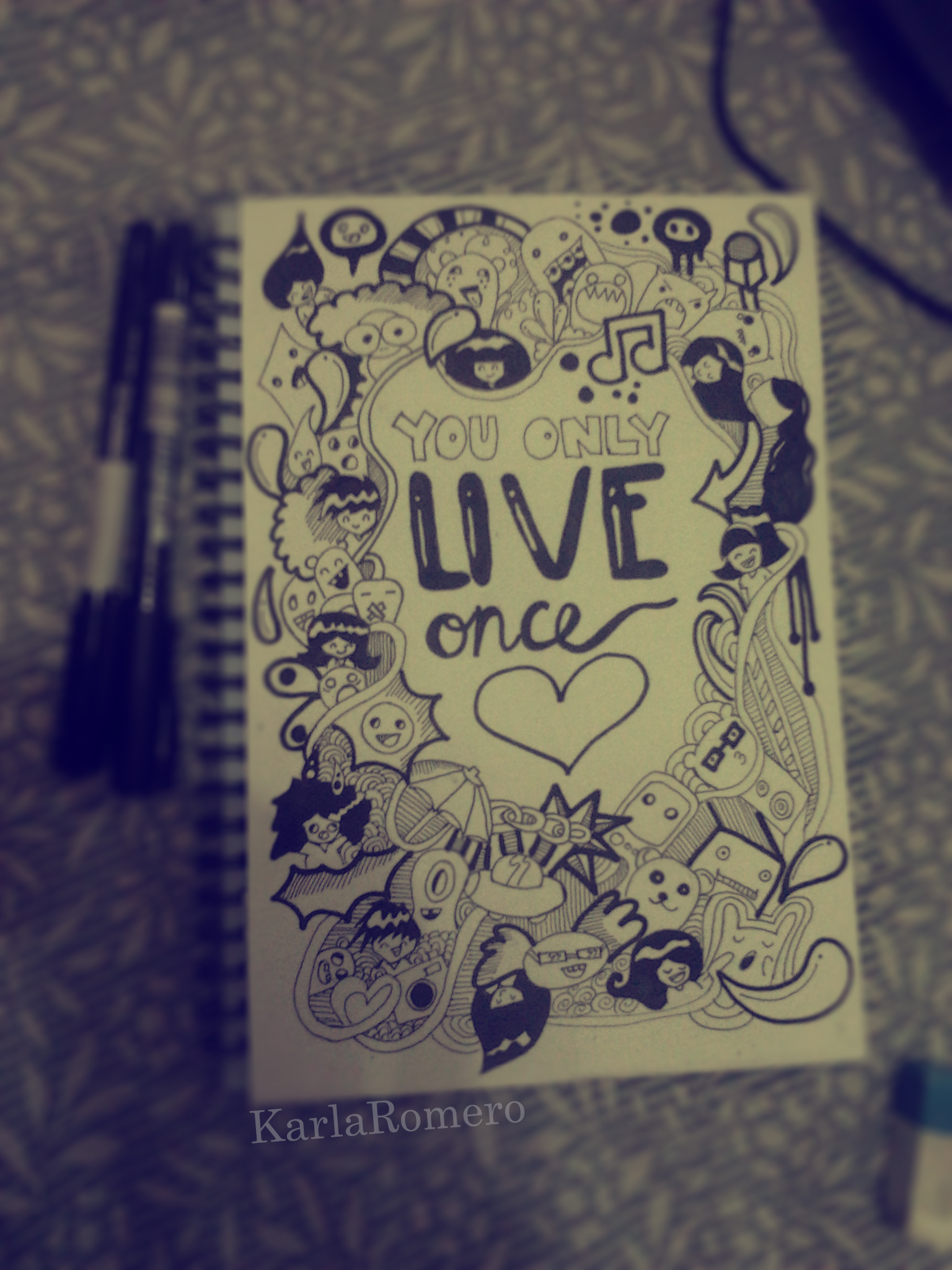 You Only Live Once Wallpaper Yolo  you only live once You Only Live Once Wallpaper