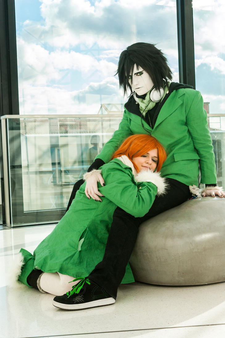 Ulquiorra Cifer Valentines Outfit 3 by hizsi