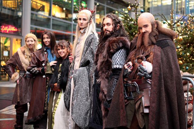 Hobbit Premiere Berlin 09.12.2013 by hizsi