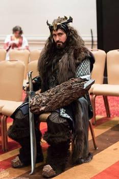 King from the DragonCon 2014 (Atlanta)
