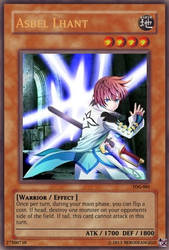 Asbel Lhant Yu-Gi-Oh! Card (Ultra Rare) by NeroDeAngelo
