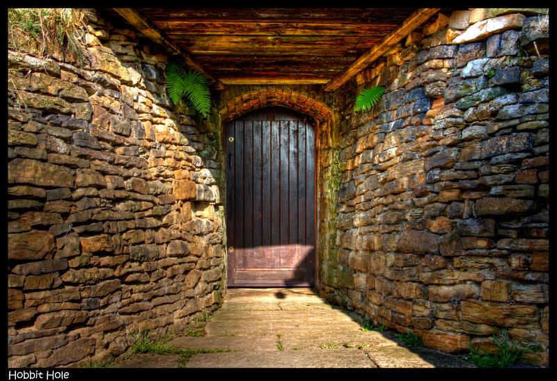 Hobbit Hole by Megglles