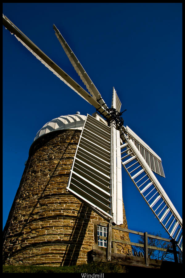 Windmill by Megglles
