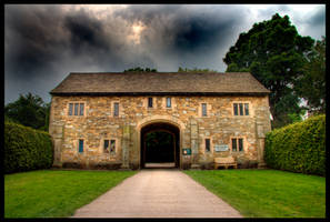 Gatehouse by Megglles