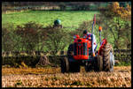 My Little Red Tractor