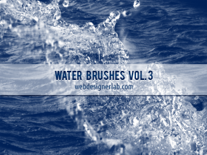 Water Brushes by brushads