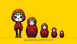 Matryoshka by eLeexir