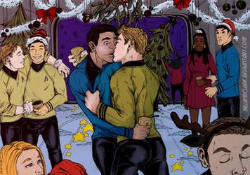 Merry Christmas by HillandClark
