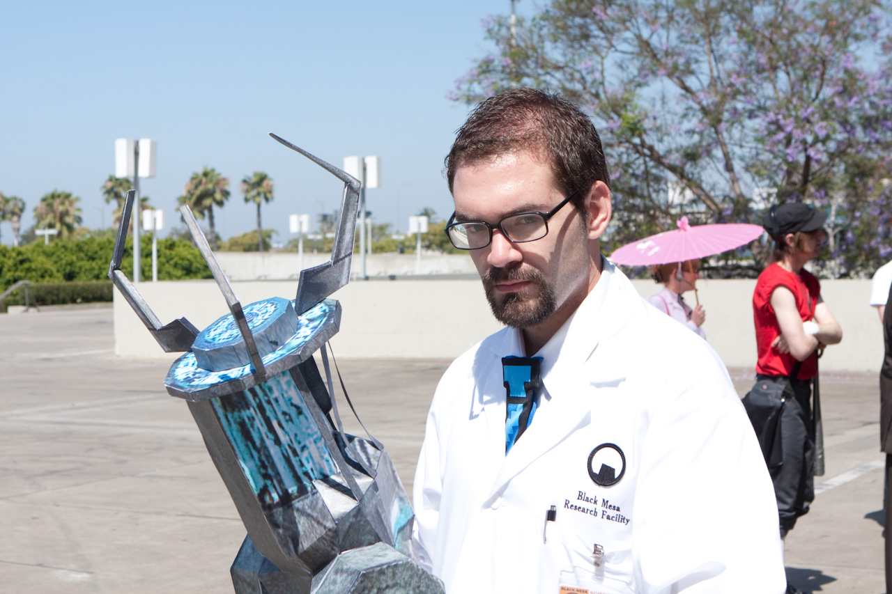 Gordon Freeman by apetc