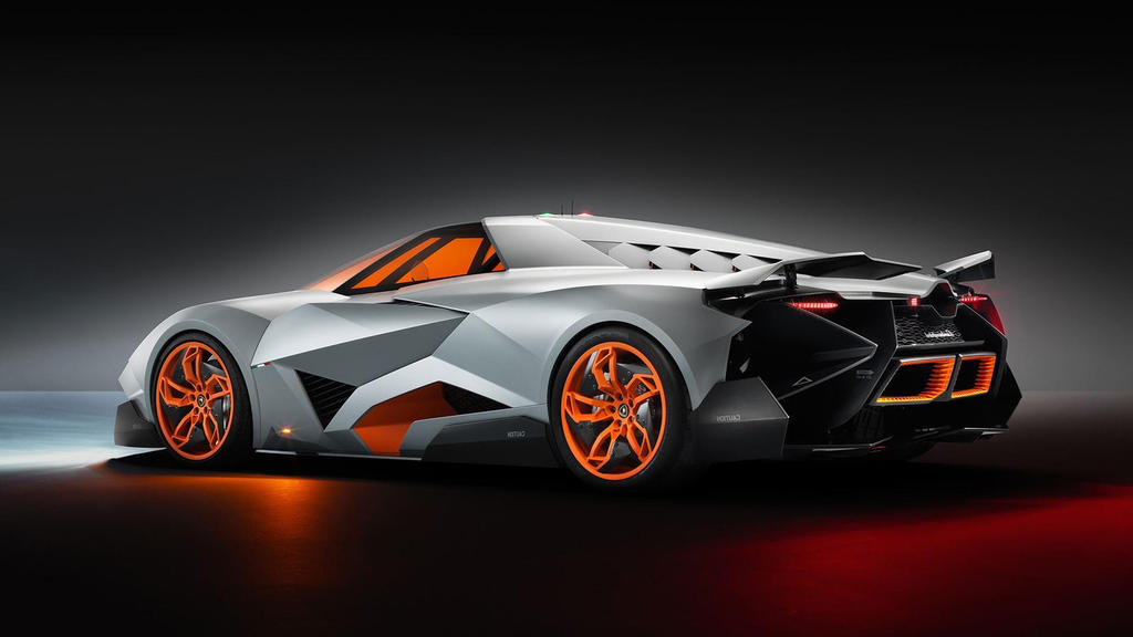 Lamborghini Egoista Back End By Corporate Kickass131 On Deviantart