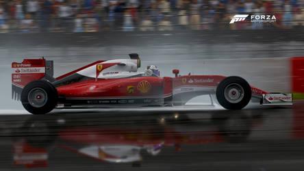 Scuderia Ferrari F1 by Corporate-Kickass131