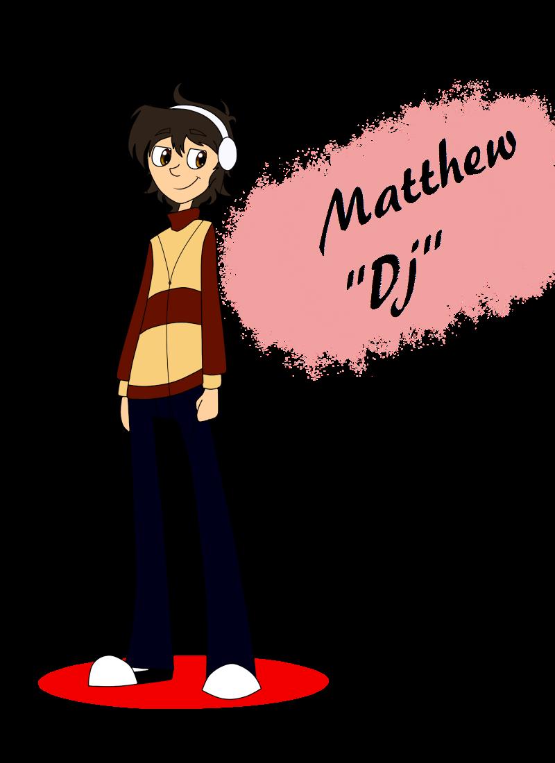 Matthy -w- by Dj-Aly