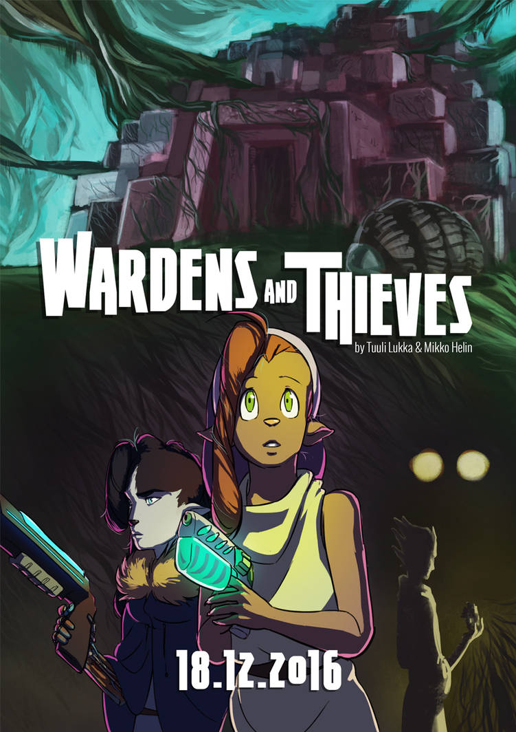 Wardens and Thieves Chapter 01