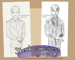 Sketch Commissions