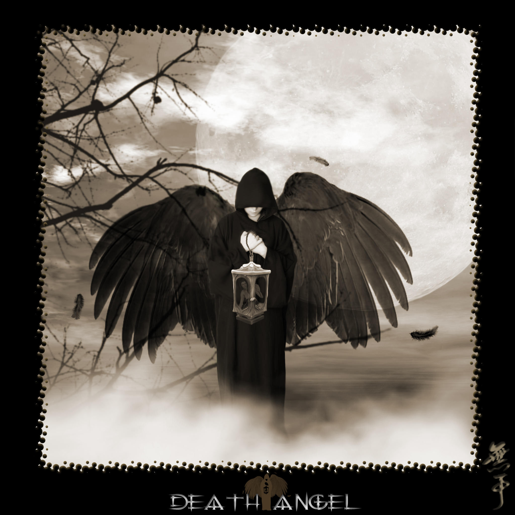 Death Angel by JaquelineMoreno