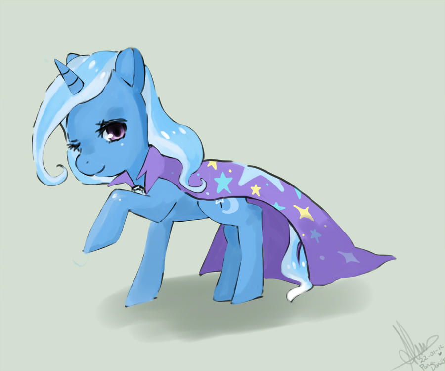 The Great and Powerful Trixie by Alexstraszaa