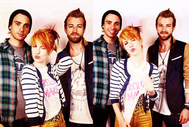 paramore by shadowwcolors