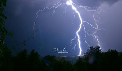 Thunder of god by Kunsha