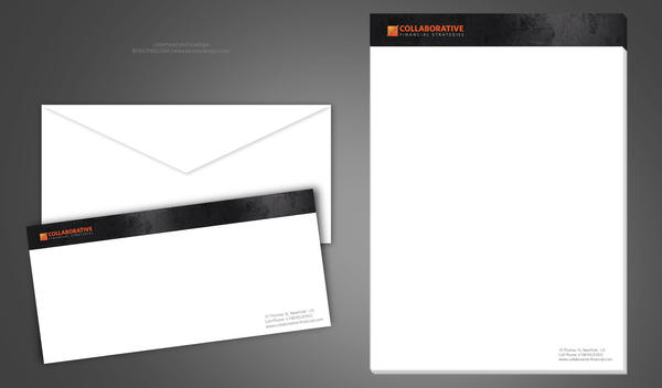 letterhead and envelope by beshoywilliam on deviantart